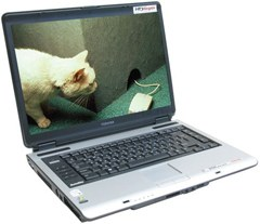 Toshiba Satellite A100-192