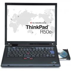 IBM ThinkPad R50e 1834-BPS