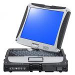 "Panasonic TOUGHBOOK CF-19 (Core 2 Duo 1060Mhz/10.4""/1024Mb/80.0Gb)"