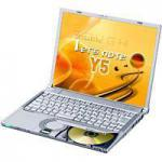 "Panasonic TOUGHBOOK CF-Y5 (Core Duo 1660Mhz/14.1""/512Mb/60.0Gb)"