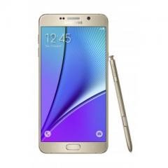 Samsung N920I Galaxy Note 5 64GB (Gold Platinum)