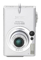Canon Digital IXUS 430