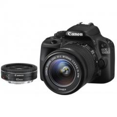 Canon EOS 100D kit (18-55mm 40mm) EF-S IS STM