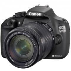 Canon EOS 1200D kit (18-135mm) EF-S IS