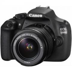 Canon EOS 1200D kit (18-55mm ) EF-S DC III