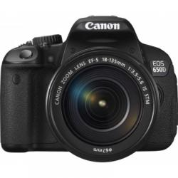 Canon EOS 650D kit (18-135mm) EF-S IS