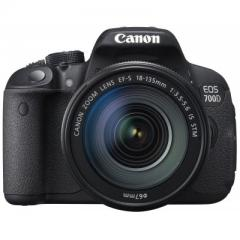 Canon EOS 700D kit (18-135mm) EF-S IS STM