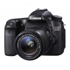 Canon EOS 70D kit (18-55mm 55-250mm)