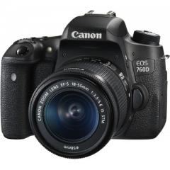 Canon EOS 760D kit (18-55mm) EF-S IS STM