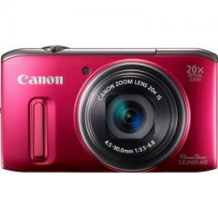 Canon PowerShot SX260 HS Red