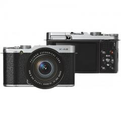Fujifilm X-A2 kit (16-50mm) Silver