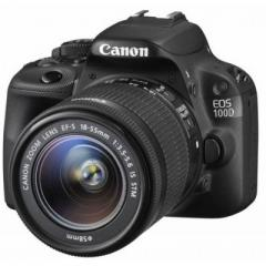 Canon EOS 100D kit (18-55mm) EF-S DC III
