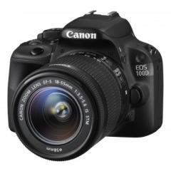 Canon EOS 100D kit (18-55mm) EF-S IS II