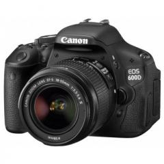Canon EOS 600D kit (18-55 75-300mm)