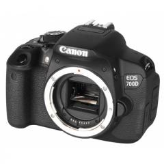 Canon EOS 700D kit (15-85mm IS)