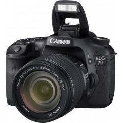 Canon EOS 7D kit (EF-S 15-85mm IS)