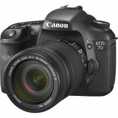 Canon EOS 7D kit (EF-S 18-135mm IS)