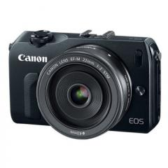 Canon EOS M kit (22mm)