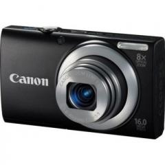 Canon PowerShot A4050 IS Silver