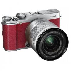Fujifilm X-A1 kit (16-50mm) Red