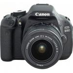 Canon EOS 600D kit (18-55 mm) II EF-S