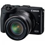 Canon EOS M3 kit (18-55mm) IS STM