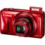 Canon PowerShot SX600 HS Red
