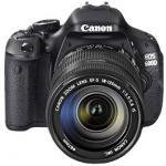 Canon EOS 600D kit (18-200 mm)
