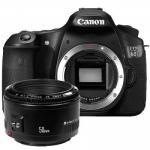 Canon EOS 60D kit (EF 50mm 1.8 II)