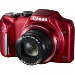 Canon PowerShot SX170 IS Red