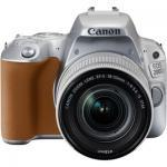 Canon EOS 200D kit (18-55mm) EF-S IS STM silver
