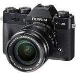 Fujifilm X-T20 kit (18-55mm) black