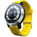 Aspolo SF69 Waterproof Fitness Tracker Black Yellow