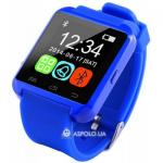 Aspolo SmartWatch U8 blue