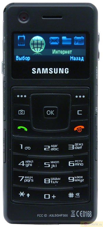 Обзор телефона samsung sgh-f300 мобильный телефон samsung star gt-s5230 soft pink лаборатория ион