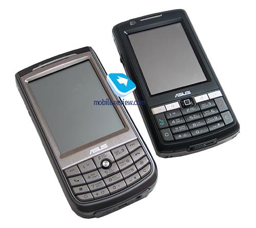 Тест- обзор Обзор GSM/UMTS-коммуникатора Asus P750